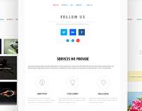 My Contrastica Premium WordPress Theme