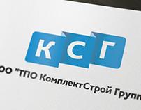 KSG Group logo draft designs