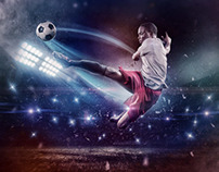 Football _ The Game - Retouching
