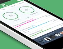 Web app -Dashboard
