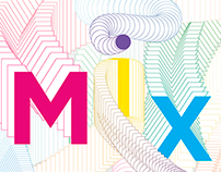 Mix & Mingle Event Poster
