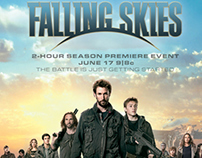 Falling Skies Concept Art