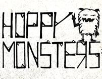 HOPPY MONSTERS BEER
