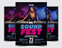 Music Fest Party Flyer / Poster - 15