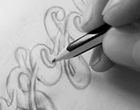 The Way I Work - A Logotype Design Process