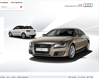 myAudi - The digital control hub for your Audi