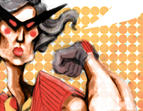 Amazonic Heroista