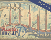 Austin Blues Party 7