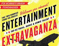 Fix Robbie's Brain event