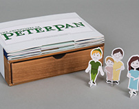 Peter Pan Collapsible Puppet Theater