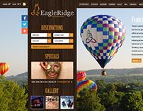 Eagle Ridge / Web Design Concept