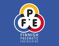 Logo - FINNISH PNEUMATIC ENGINEERING