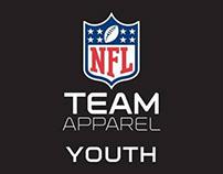 NFL Heatseal Jersey Label Tags