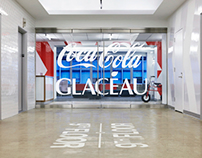 Coca-Cola / GLACEAU office design