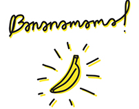 BANANAMAMA! clothing brand