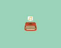 The Typemusic