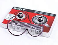 Sony Earbuds Cassette