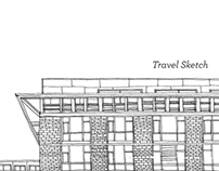 Travel Sketch Series