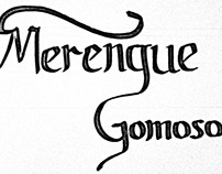 tinta y final merengue gomoso