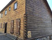 Log Home Restoration and Log Maintenance Park County CO