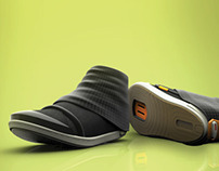 Urbanized Cycling Shoe