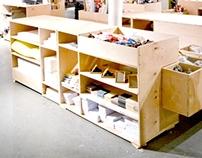 Modular Furniture 2nd Life Store