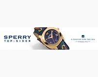 Sperry Top-Sider Von Maur Web Banners