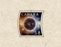 Stamp Design: Ontario Science Centre
