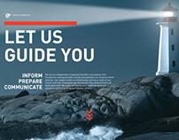Capi Consulting Website Design