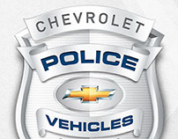 2013 Chevrolet Police Vehicle print catalog