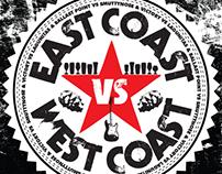 East Coast VS West Coast Brew Tour