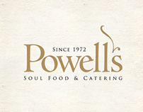Branding: Powell's Soul Food