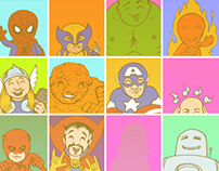Marvel Cuties
