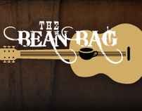 The Bean Bag | Coffee House Logo & Invitation