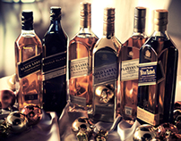 Johnnie Walker Facebook Season Greetings