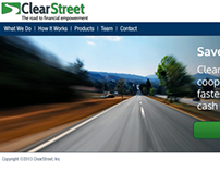Clearstreet Corporate Branding & Visual Design