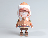 [ Indian ] Paper toy of Boogiehood