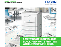 Epson—Various Product Brochures