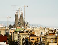 Hommage à Gaudi