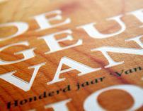 De geur van Hout - Jan van Schagen