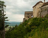 Real Transylvania: Rasnov Citadel