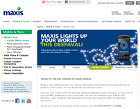Maxis Deepavali Promo