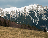 Muntele Rosu (Red Mountain, Romania)