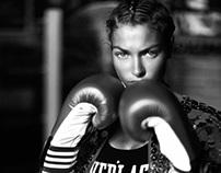 Jess Hart Boxer
