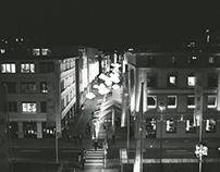 Film Photography - Lausanne Flon