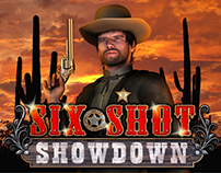 Six Shot Showdown Slot Game