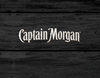 Kit promocional CAPTAIN MORGAN