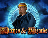 Witches & Wizards Slot Game