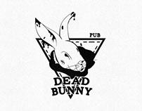 Dead Bunny pub's logo