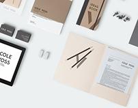 Cole Voss - Branding